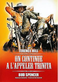 On continue à l'appeler Trinita - DVD