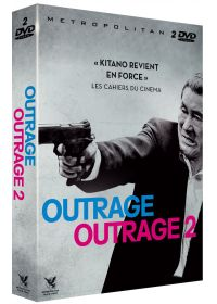 Outrage + Outrage 2 - DVD