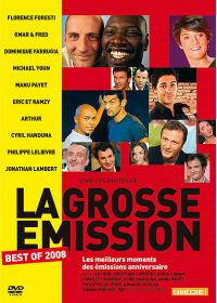 La Grosse émission - Best of 2008 - DVD