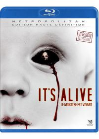 It's Alive - Le monstre est vivant (Version intégrale) - Blu-ray