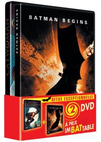 Batman Begins + Catwoman (Pack) - DVD