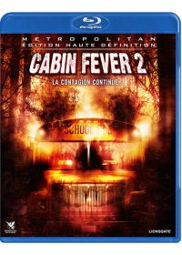 Cabin Fever 2 - Blu-ray