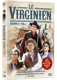 Le Virginien - Saison 5 - Volume 1 - DVD