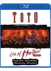 Toto - Live at Montreux 1991 - Blu-ray