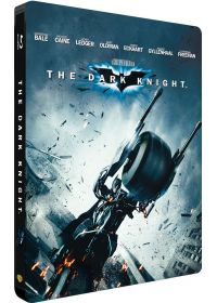 Batman - The Dark Knight, le Chevalier Noir (Édition boîtier SteelBook) - Blu-ray