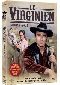 Le Virginien - Saison 7 - Volume 3 - DVD