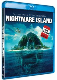 Nightmare Island (Non censuré) - Blu-ray