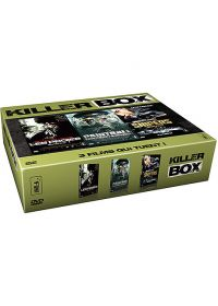 Coffret Killer Box - Snipers, tireurs d'élite + Paintball + Les proies - DVD