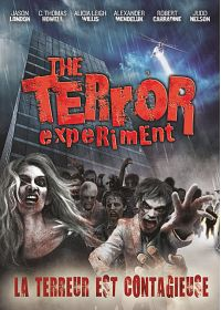 The Terror Experiment - Blu-ray