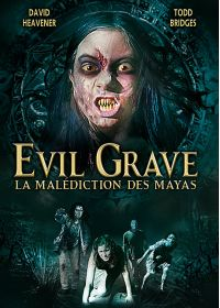 Evil Grave - La malédiction des Mayas - DVD