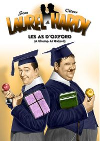 Laurel & Hardy - Les as d'Oxford (Version colorisée) - DVD