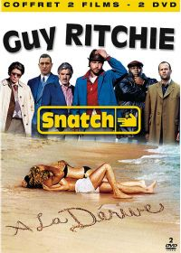 Guy Ritchie - Coffret - Snatch + A la dérive - DVD