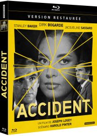 Accident (Version restaurée) - Blu-ray