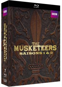 The Musketeers - Saisons 1 & 2 - Blu-ray