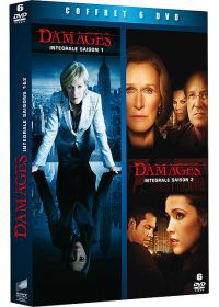 Damages - Saisons 1 et 2 (Pack) - DVD
