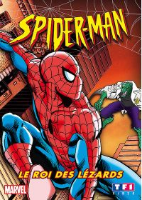 Spider-Man - Le roi des lézards - DVD