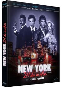 New York, 2 heures du matin (Édition Collector Blu-ray + DVD + Livret) - Blu-ray