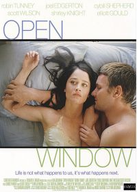 Open Window - DVD