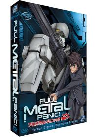 Full Metal Panic! - Box 1/2 (Édition VOST) - DVD