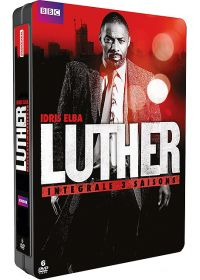 Luther - Intégrale 3 saisons (Édition SteelBook) - DVD