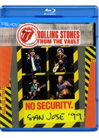 The Rolling Stones - From The Vault - No Security. San Jose '99 (SD Blu-ray (SD upscalée)) - Blu-ray