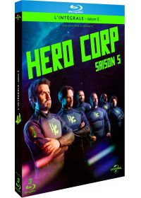 Hero Corp - Saison 5 - Blu-ray