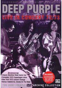 Deep Purple - Live in Concert 1972/73 - DVD