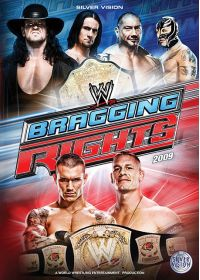 Bragging Rights 2009 - DVD
