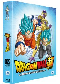 Dragon Ball Super - Saga 02 - Épisodes 19-27 : La Résurrection de Freezer - Blu-ray