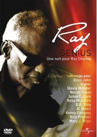 Genius: A Night for Ray Charles - DVD