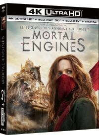Mortal Engines (4K Ultra HD + Blu-ray 3D + Blu-ray + Digital) - 4K UHD