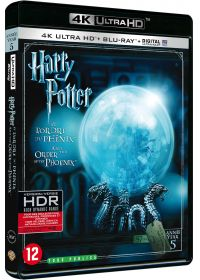 Harry Potter et l'Ordre du Phénix (4K Ultra HD + Blu-ray + Digital UltraViolet) - Blu-ray 4K