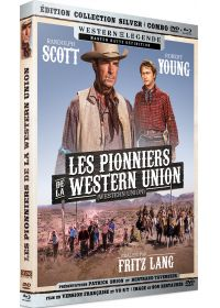 Les Pionniers de la Western Union (Édition Collection Silver Blu-ray + DVD) - Blu-ray