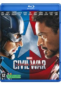 Captain America : Civil War - Blu-ray
