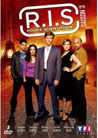 R.I.S. Police scientifique - Saison 3 - DVD