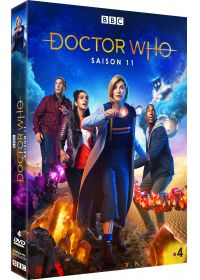 Doctor Who - Saison 11 - DVD