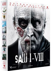 Saw : L'intégrale 8 films - Saw I-VIII - Blu-ray