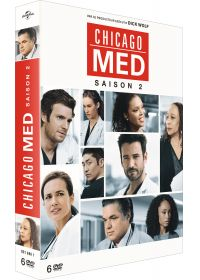 Chicago Med - Saison 2 - DVD