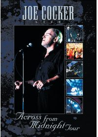 Joe Cocker - Across from Midnight Tour - DVD