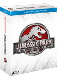 Jurassic Park Collection (Blu-ray + Copie digitale) - Blu-ray