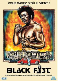 Black Fist - DVD