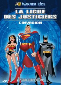 La Ligue des justiciers - L'invasion - DVD