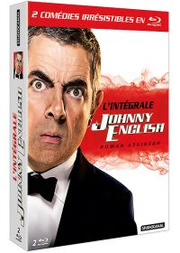 L'Intégrale Johnny English - Blu-ray