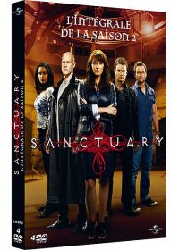 Sanctuary - Saison 2 - DVD