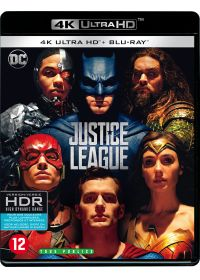 Justice League (4K Ultra HD + Blu-ray) - 4K UHD