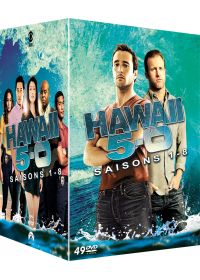 Hawaii 5-0 - Saisons 1-8 - DVD