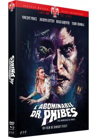 L'Abominable Dr. Phibes (Édition Collector Blu-ray + DVD + Livret) - Blu-ray