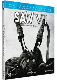Saw VI (Director's Cut) - Blu-ray