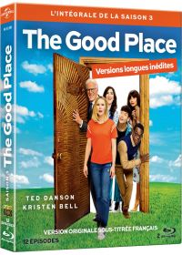 The Good Place - Saison 3 - Blu-ray