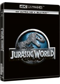 Jurassic World (4K Ultra HD + Blu-ray + Digital HD) - 4K UHD